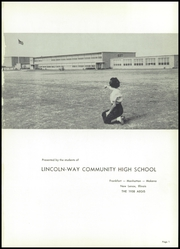 Page 5, 1958 Edition, Lincoln Way High School - Aegis Yearbook (New Lenox, IL) online yearbook collection