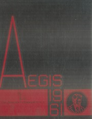 1961 Edition, Lincoln Way High School - Aegis Yearbook (New Lenox, IL)
