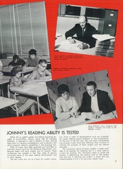 Page 9, 1962 Edition, Lincoln Way High School - Aegis Yearbook (New Lenox, IL) online yearbook collection