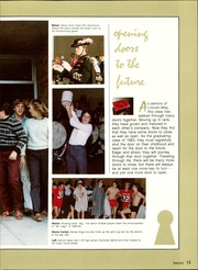 Page 17, 1983 Edition, Lincoln Way High School - Aegis Yearbook (New Lenox, IL) online yearbook collection
