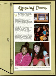 Page 7, 1983 Edition, Lincoln Way High School - Aegis Yearbook (New Lenox, IL) online yearbook collection