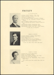 Page 16, 1912 Edition, West Aurora High School - EOS Yearbook (Aurora, IL) online yearbook collection