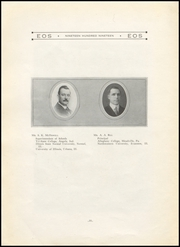 Page 14, 1919 Edition, West Aurora High School - EOS Yearbook (Aurora, IL) online yearbook collection