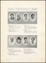 Page 15, 1919 Edition, West Aurora High School - EOS Yearbook (Aurora, IL) online yearbook collection
