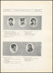 Page 17, 1919 Edition, West Aurora High School - EOS Yearbook (Aurora, IL) online yearbook collection