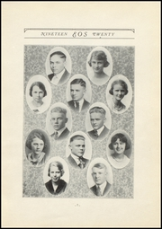 Page 11, 1920 Edition, West Aurora High School - EOS Yearbook (Aurora, IL) online yearbook collection