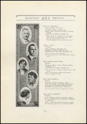 Page 14, 1920 Edition, West Aurora High School - EOS Yearbook (Aurora, IL) online yearbook collection