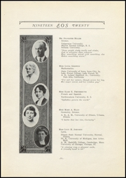 Page 15, 1920 Edition, West Aurora High School - EOS Yearbook (Aurora, IL) online yearbook collection