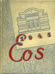 1945 Edition, West Aurora High School - EOS Yearbook (Aurora, IL)