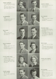 Page 14, 1945 Edition, West Aurora High School - EOS Yearbook (Aurora, IL) online yearbook collection