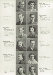 Page 15, 1945 Edition, West Aurora High School - EOS Yearbook (Aurora, IL) online yearbook collection
