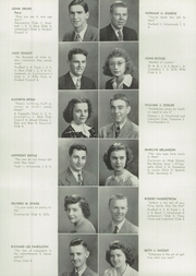 Page 16, 1945 Edition, West Aurora High School - EOS Yearbook (Aurora, IL) online yearbook collection