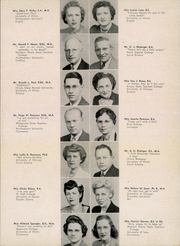 Page 11, 1947 Edition, West Aurora High School - EOS Yearbook (Aurora, IL) online yearbook collection