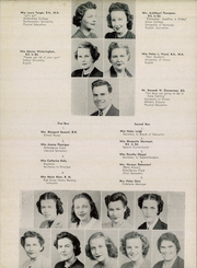 Page 12, 1947 Edition, West Aurora High School - EOS Yearbook (Aurora, IL) online yearbook collection