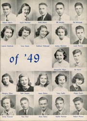 Page 15, 1949 Edition, West Aurora High School - EOS Yearbook (Aurora, IL) online yearbook collection