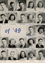 Page 17, 1949 Edition, West Aurora High School - EOS Yearbook (Aurora, IL) online yearbook collection