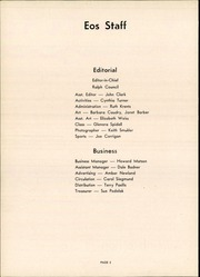 Page 6, 1949 Edition, West Aurora High School - EOS Yearbook (Aurora, IL) online yearbook collection