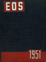 1951 Edition, West Aurora High School - EOS Yearbook (Aurora, IL)