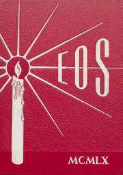 1960 Edition, West Aurora High School - EOS Yearbook (Aurora, IL)