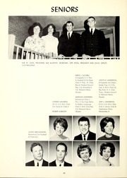 Page 14, 1964 Edition, West Aurora High School - EOS Yearbook (Aurora, IL) online yearbook collection