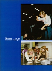 Page 14, 1981 Edition, Thornwood High School - Thunderbird Yearbook (South Holland, IL) online yearbook collection