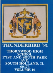 Page 5, 1981 Edition, Thornwood High School - Thunderbird Yearbook (South Holland, IL) online yearbook collection