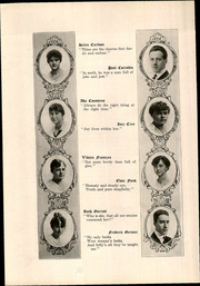 Page 10, 1916 Edition, Senn High School - Forum Yearbook (Chicago, IL) online yearbook collection