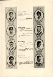 Page 11, 1916 Edition, Senn High School - Forum Yearbook (Chicago, IL) online yearbook collection