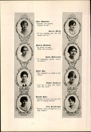 Page 12, 1916 Edition, Senn High School - Forum Yearbook (Chicago, IL) online yearbook collection