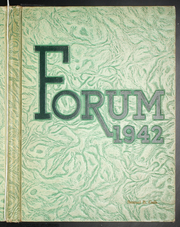 Page 1, 1942 Edition, Senn High School - Forum Yearbook (Chicago, IL) online yearbook collection