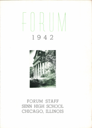 Page 7, 1942 Edition, Senn High School - Forum Yearbook (Chicago, IL) online yearbook collection