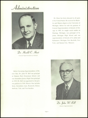 Page 10, 1953 Edition, Senn High School - Forum Yearbook (Chicago, IL) online yearbook collection