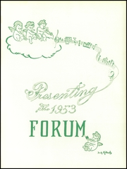 Page 5, 1953 Edition, Senn High School - Forum Yearbook (Chicago, IL) online yearbook collection