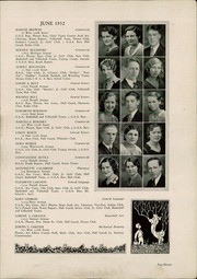 Page 13, 1932 Edition, Fenger Academy High School - Courier Yearbook (Chicago, IL) online yearbook collection