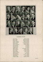 Page 9, 1932 Edition, Fenger Academy High School - Courier Yearbook (Chicago, IL) online yearbook collection