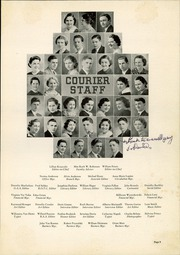 Page 13, 1936 Edition, Fenger Academy High School - Courier Yearbook (Chicago, IL) online yearbook collection