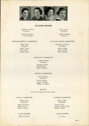 Page 17, 1936 Edition, Fenger Academy High School - Courier Yearbook (Chicago, IL) online yearbook collection