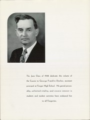 Page 12, 1938 Edition, Fenger Academy High School - Courier Yearbook (Chicago, IL) online yearbook collection