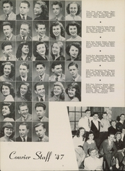 Page 12, 1947 Edition, Fenger Academy High School - Courier Yearbook (Chicago, IL) online yearbook collection