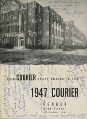 Page 5, 1947 Edition, Fenger Academy High School - Courier Yearbook (Chicago, IL) online yearbook collection