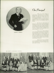 Page 10, 1951 Edition, Fenger Academy High School - Courier Yearbook (Chicago, IL) online yearbook collection