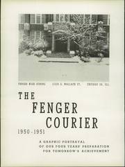 Page 6, 1951 Edition, Fenger Academy High School - Courier Yearbook (Chicago, IL) online yearbook collection