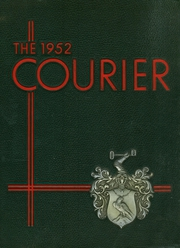 1952 Edition, Fenger Academy High School - Courier Yearbook (Chicago, IL)