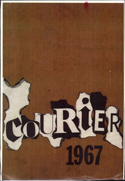 1967 Edition, Fenger Academy High School - Courier Yearbook (Chicago, IL)