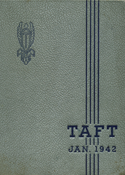 Page 1, 1941 Edition, Taft High School - Eagle Yearbook (Chicago, IL) online yearbook collection