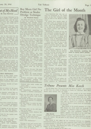 Page 17, 1941 Edition, Taft High School - Eagle Yearbook (Chicago, IL) online yearbook collection