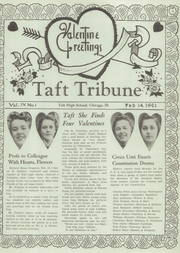 Page 5, 1941 Edition, Taft High School - Eagle Yearbook (Chicago, IL) online yearbook collection