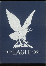 1951 Edition, Taft High School - Eagle Yearbook (Chicago, IL)