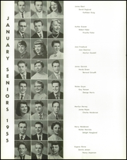 Page 18, 1955 Edition, Taft High School - Eagle Yearbook (Chicago, IL) online yearbook collection