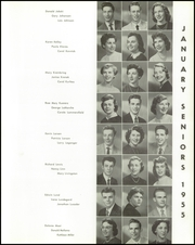 Page 19, 1955 Edition, Taft High School - Eagle Yearbook (Chicago, IL) online yearbook collection